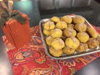 It's Baking Season!!! Pumpkin Caramel Snickerdoodles