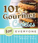 101 Gourmet Cookies for Everyone cover