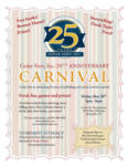 Carnival and other sweet events...