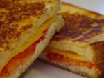 Summer Recipe # 7- Ultimate Grilled Cheese and Tomato Sandwich