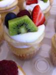 Fruit Pizza Cupcake (NEW)