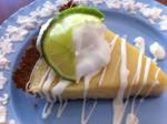White Chocolate Key Lime Pie on Studio 5