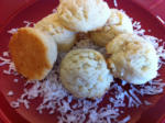 Coconut Butter Cookies (NEW)