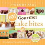 101 Gourmet Cake Bites cover debut!