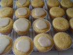 Have mercy! Browned Butter Cupcakes......