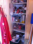 The pantry makeover- Simply Living Smart.