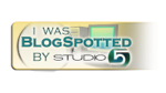 We've been blog spotted!