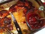 Huckleberry BBQ Sauce- inspired my my trip to Montana