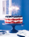 My favorite red, white and blue recipes