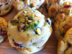 White Chocolate Pistachio Cookies (NEW)